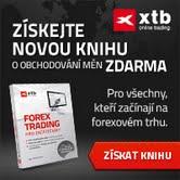 XTB AKADEMIE - kniha Forex trading pro začátečníky