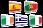 Vlajky-PIIGS