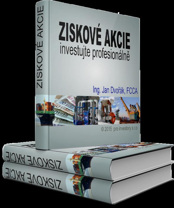 Kniha ZISKOVÉ AKCIE: investujte profesionálně ke stažení zdarma